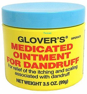 GLOVER'S Medicated Ointment 3.5 oz