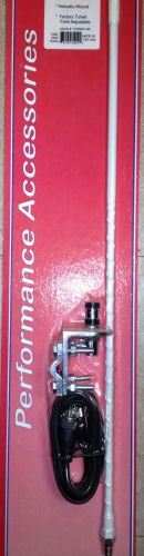 Procomm HSS995-2W Single Antenna Kit White