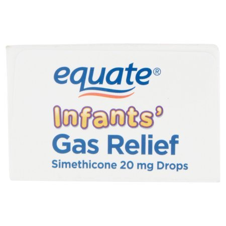 PACK OF 12 - Equate Non Staining Formula Infants' Gas Relief Drops, 1 fl oz by Equate (Image #6)