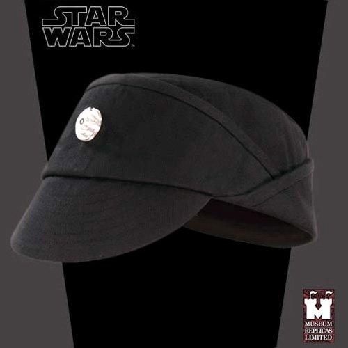 Star Wars Replik Mütze Imperialer Offizier des Todessterns Größe XL