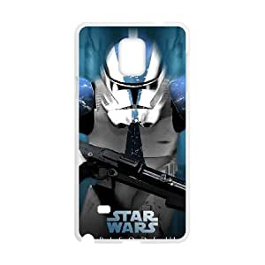HOPPYS Customized Star Wars Soldier Hard Cover Case For Samsung Galaxy Note 4
