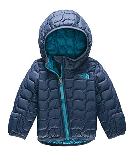 - The North Face Kids Unisex Thermoball¿ Hoodie (Infant) Shady Blue 6-12 Months