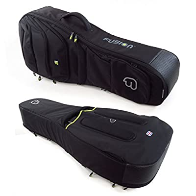 Fusion Urban Series UG-03-BK Dreadnought/Acoustic Guitar Bag