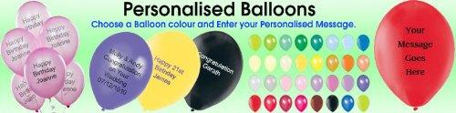Obtén lo ultimo 250 globos personalizados de metalizado, Color Color Color verde, 28 cm, calidad  comprar ahora