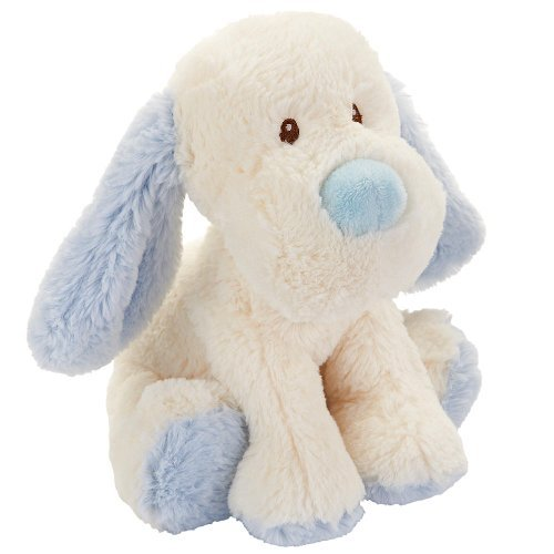 Toys R Us Plush 9 inch Baby Puppy - Blue