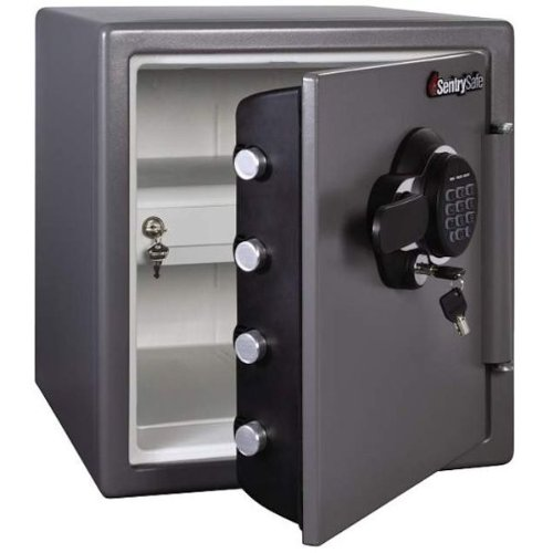 Sentry Safe Fire-safe Electronic Lock Business Safe - 1.23 Ft179; - Electronic Lock - Fire