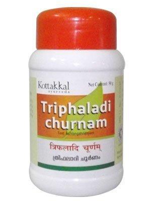 Kottakkal Arya Vaidya Sala Triphaladi Churnam 50 Grams
