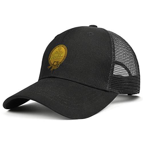 GuLuo Great American Beer Festival Gold Medal Unisex Mesh Baseball Cap Comfort Adjustable Dad Hat
