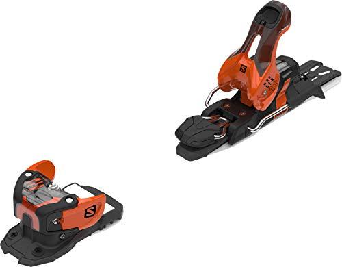 Salomon Warden 11 Ski Bindings Orange/Black Sz 100mm