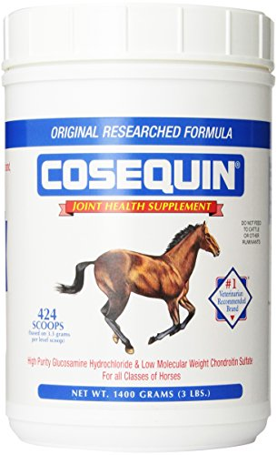 Nutramax Cosequin Equine Powder, 1400 Gram Container by Nutramax