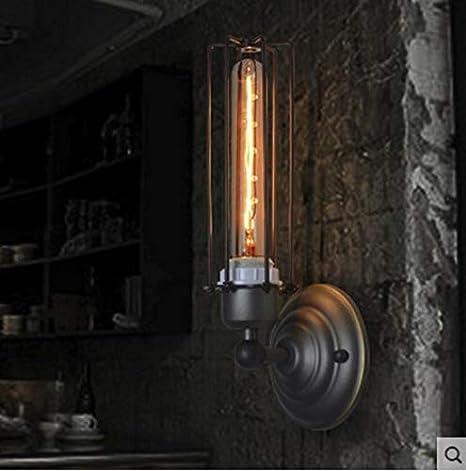 Lámpara de pared industrial del condensador de ajuste del vintage ...