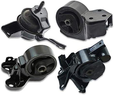 A7139 A7144 A7179 A7115 Spectra5 2.0L MANUAL Motor /& Transmission Mount Set 4pcs K1242 ONNURI For 2004-2009 Kia Spectra