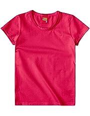 Camiseta Manga Curta Tradicional, Criança Unissex, Kyly