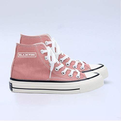 Footwear Fan Shop Fan Shop Chairay Kpop Blackpink Canvas Shoes