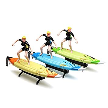 PhilMat Deportes extremos gran muralla 2.4ghz tabla de surf de olas de movimiento del equipo de surf en el juego con agua no.2310: Amazon.es: Juguetes y ...