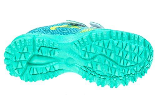 gibra - Zapatillas de Material Sintético para niño turquesa