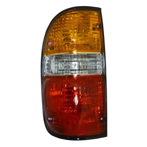 TOYOTA PICK UP TACOMA TAIL LIGHT LEFT (DRIVER SIDE) (COMB.) - Left Assembly Tail Rear Light