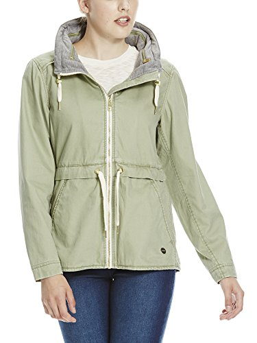 Blouson Green Casual Gr064 Cotton Vert Bench Femme Jacket dark qntUaWwFp