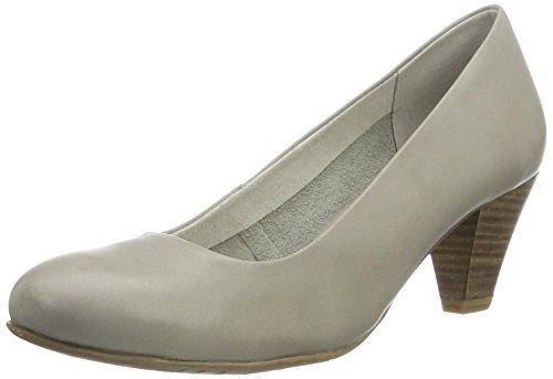 Tamaris 22400, Zapatos de Tacón para Mujer Gris (STONE 205)