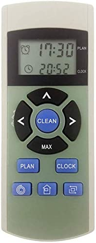Oyster-Clean Replacement Remote Control RC for ILIFE A4s A4 V5S V5s Pro Series Vacuum Cleaner / Oyster-Clean Replacement Remote Control RC for ILIFE A4s A4 V5S V5s Pro Series Vacuum Cleaner