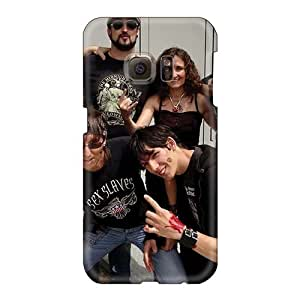 JamieBratt Samsung Galaxy S6 Scratch Resistant Hard Cell-phone Case Support Personal Customs Beautiful Amon Amarth Band Series [pwO3190Ttxh]