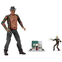 "NECA 39889 Nightmare on Elm Street Ultimate Dream Warriors Freddy Action Figure (7"" Scale)"