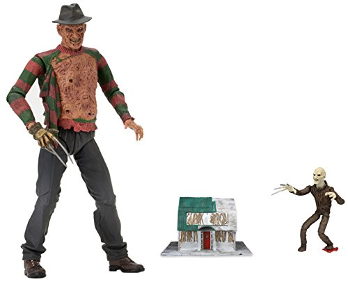NECA Nightmare on Elm Street Ultimate Dream Warriors Freddy Action Figure (7