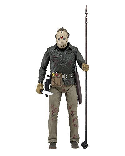 NECA Friday The 13th Ultimate Part 6 Jason Action Figure