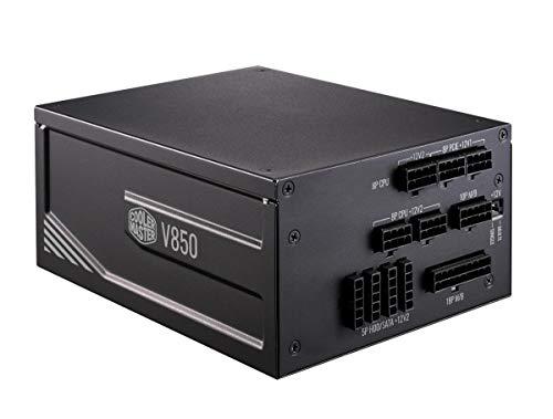 Cooler Master V850 Platinum - Full-Modular 80 Plus Platinum Certified Power Supply (Best Platinum Power Supply)