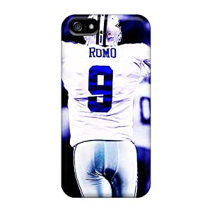New Dallas Cowboys Tpu Cases Covers, Anti-scratch Wilsongoods66 Phone Cases For Iphone 5/5s