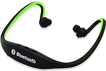 BS19C Wireless Behind The Neck Bluetooth Headset FT19