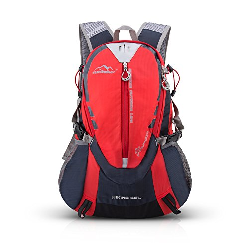 Sunhiker Hiking Cycling Backpack, Sports Outdoor Backpack Bag Running Camping Backpack Water...