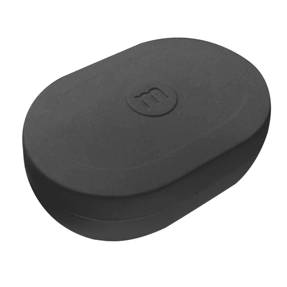 Xploit 1Pc Funda Protectora para Xiaomi Redmi Airdots Versi/ón para j/óvenes Protecci/ón de Auriculares Bluetooth inal/ámbrico Cubierta de Silicona Cubierta Protectora