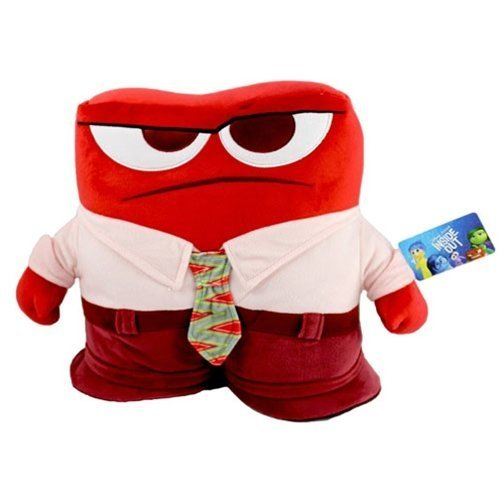 Disney/Pixar Inside Out Anger Pillow Buddy