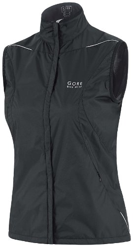 Gore Bike Wear Women's Countdown As Lady Vest,Black,Small