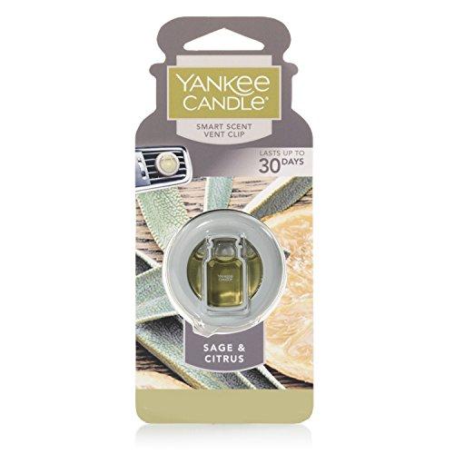 - Yankee Candle Smart Scent Vent Clip, Sage & Citrus