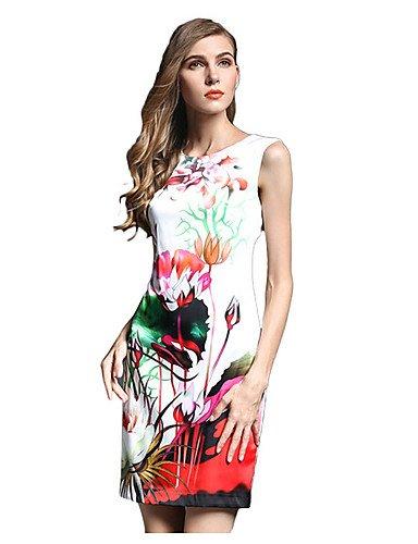 cheap for discount c6cf0 49052 Abiti da donna eleganti estivi Vestito Da donna Fodero ...