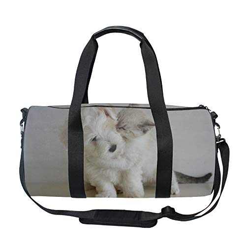 Weekend Travel Bag Ladies Lovely Kiss Duffle Tote Bags for sale  Delivered anywhere in Canada