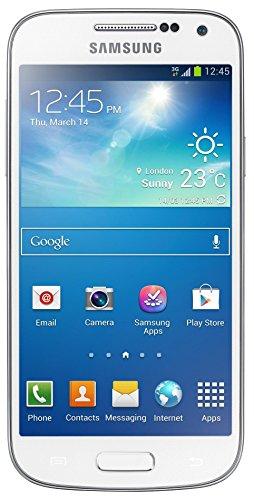 Samsung Galaxy S4 Mini I257 4G LTE Unlocked GSM Smartphone w/ 8MP Camera - White (International version, No Warranty)