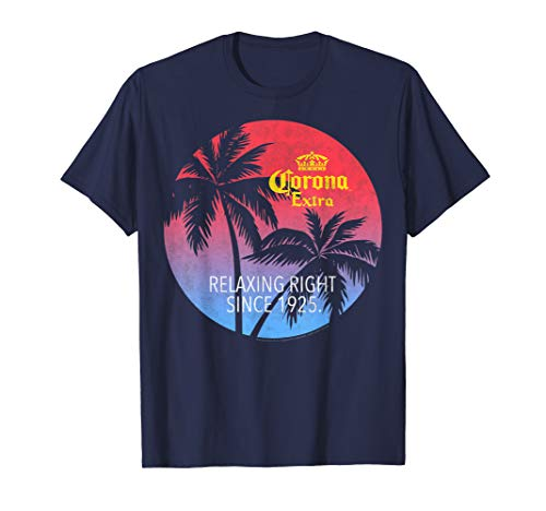 Officially Licensed Corona Extra T Shirt for Beer Lovers