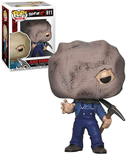 Funko POP! Friday The 13th Jason with Bag Mask Exclusive