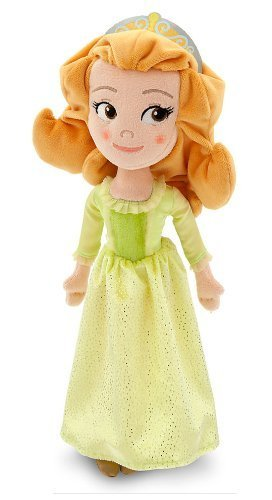 Disney Store Sofia The First Princess Amber 13 Inch Plush - Amber Plush