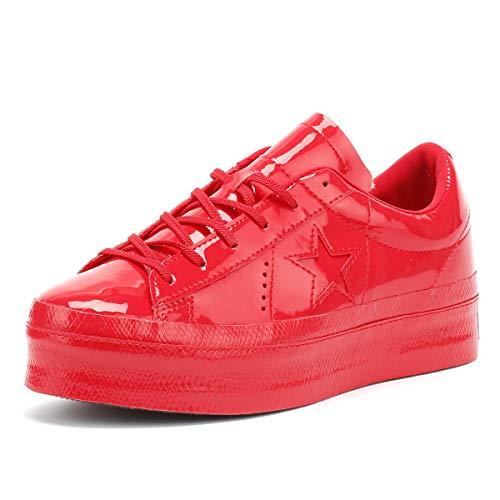 Platform Cherry Ox Star Red W One Converse Chaussures gwqxZzZ
