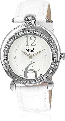 Gio Collection Black Dial Analogue Women #39;s Watch G0042