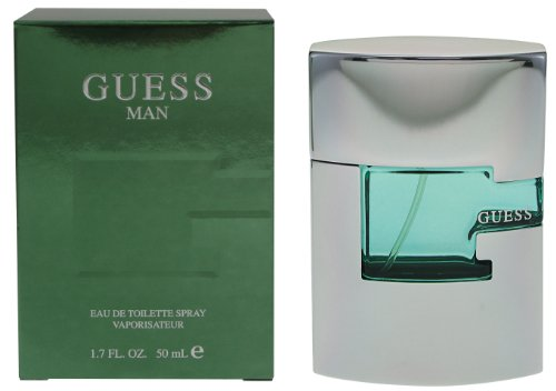 Guess Man Men's 1.7-ounce Eau de Toilette - Guess Outlet.com