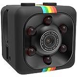SGerste Mini Camera SQ11 HD Camcorder HD Night Vision 1080P Sports Mini DV Video Recorder