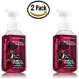 Bath & Body Works, Gentle Foaming Hand Soap, Black Cherry Merlot (2-Pack)