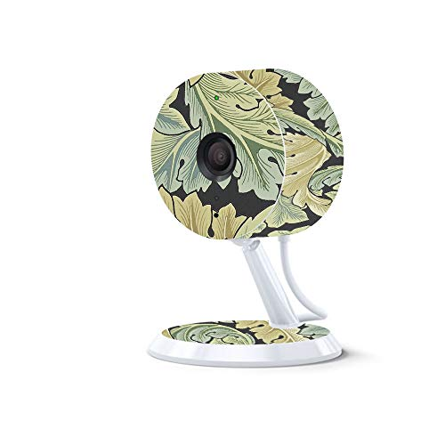 MightySkins Skin for Amazon Cloud Cam - Acanthus   Protective, Durable, and Unique Vinyl Decal wrap Cover   Easy to Apply, Remove, and Change Styles   Made in The USA
