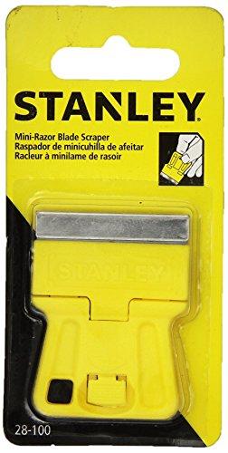 "076174281002 - Stanley 28-100 1-3/16""  inch High Visibility Mini-Razor Blade Scraper carousel main 0"