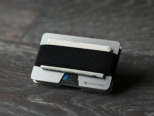 Elephant Wallet Mini Porte-monnaie Porte-monnaie minimaliste Porte-cartes pr/ésent/é par becoda24,/Disponible en diff/érentes couleurs